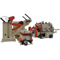 Uncoiler Quotation Mechanical NC Feeder To Send Processing Materials / CNC Cutting Machine