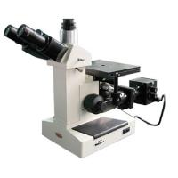 China Trinocular Practical Metallurgical Microscope 6v 30w Illuminator For Colleges / Factories SM400 on sale