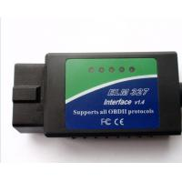 English Wireless OBD Diagnostic Scanner ELM327 Bluetooth OBDii CAN BUS Scanner