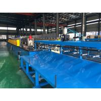 14 stations Solar Roll Forming Machine with 65mm solid shaft