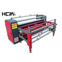 Table Cloth Sublimation Heat Press Machine With Continuous Speed Adjustment System