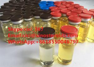 China Finished Vials Painless Supertest 450mg/ml Steroids Oil Fat Burner Supertest 450 DIY Raw Powder on sale