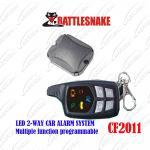 manera 2 que pagina la alarma para coches con los telecontroles autos/la función múltiple CF2011 de los sistemas de alarmas/LED