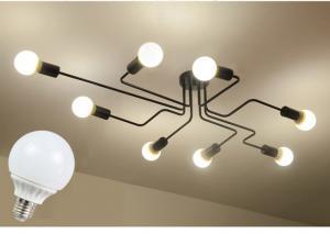 China Programmable Waterproof Matrix Led Bulb , Decorative E27 Led Bulb Warm White on sale