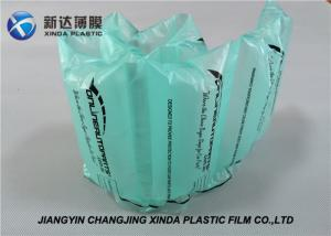 China 400 X 320mm Logistics / Transports Air Cushion Packaging Plastic Films Softness on sale