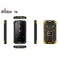 China 5 Inch Rugged 4G LTE Smartphones Quad Core 1.5GHZ Android 4.4 NFC on sale