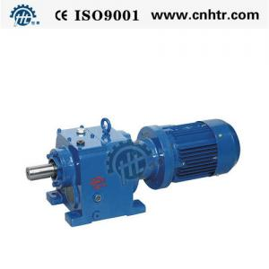 China One or two stage helical gear box speed reduction transmission on sale