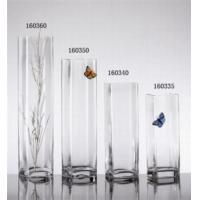 Cubic Glass Vases