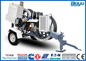 China 3T Transmission Line Tension Stringing Equipment with Honda Gasoline Engine TY1X30 on sale