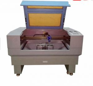 China CNC CO2 Laser Wood Cutting Machine Customized Multifunction RD Control on sale