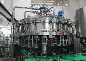 China ガラス自動びんの注入口の液体の充填機械類の高精度 on sale