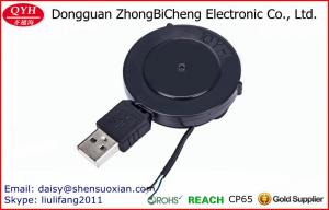 China One sided retractable 48mm power bank usb cable on sale