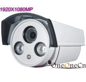 China PAL / NTSC High Definition IP Camera 3 Megapixel lens IR Waterproof on sale