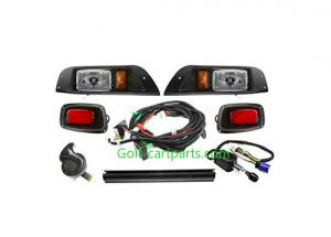 China Halogen Headlight Golf Cart Led Light Kit Led Tail light With Turn Signal on sale