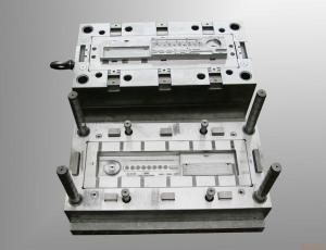 China Multi  Single Cavity Mold High Precision Cosmetic Plastic Injection Mold Making on sale