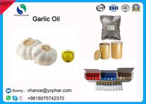 China Food Grade Garlic Oil /Powder/Garlic Essential Oil Natural Garlic Extract Allicin for Softgel Capsule CAS 8000-78-0 on sale