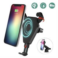 Qi Wireless Fast Charging & Car Stand Charger Pad For Samsung S8