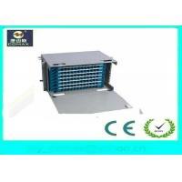 144 Cores ODF Fiber Optic Distribution Box Open Easy Fiber Terminal Box