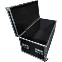 China Portable Dj Equipment Case , Wire Microphone Plywood / Aluminium Flight Case on sale