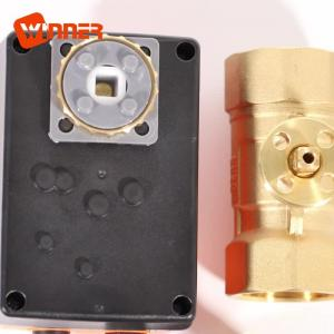 China control valve for FCU 3 way importing USA motor DN40 on sale