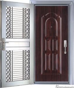 China Stainless steel door on sale