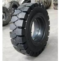 10-16.5 Rubber Solid Forklift Tires Lt703 Pattern 10 Ply Rating Maximum Traction