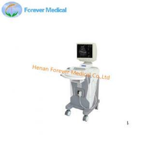 China Hospital Medical Supply SVGA Full-Digital Trolley Ultrasound Scanner on sale