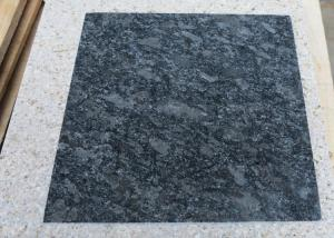 China steel grey granite stone floor tiles gray granite stone high hardness polished on sale