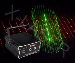 China 200mW green laser animation DJ sound light on sale
