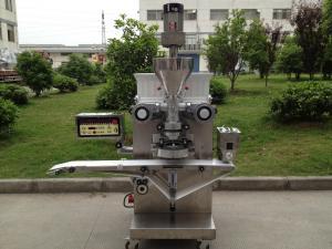 China Chocolate Filled Mochi Maker Machine Big Capacity Biscuit Making Machine on sale