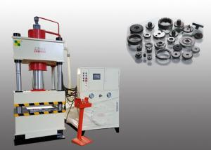 China Hydraulic Powder Compaction Equipment For Diamond Graphite Forming on sale