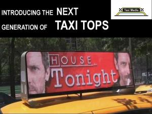China Digital Billboard Outdoor Taxi Roof  Led video screen Acrylic Cover Moving Advertising on sale