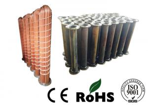 China Fixed Hydraulic U Tube Bundle Heat Exchanger Water Source Heat Pump Type on sale
