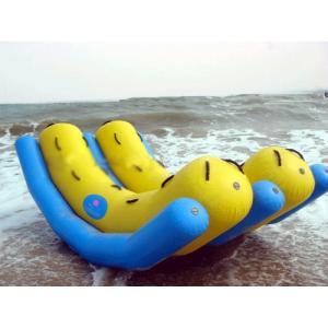 Quality Les tubes gonflables de jeu/double de parc aquatique arrosent le jouet de Totter for sale