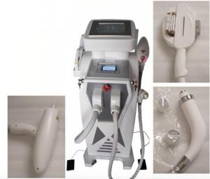China 3 in 1 Q switch nd yag laser RF IPL equipment on sale