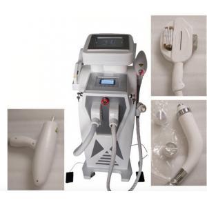 China 3 in 1 Q switch nd yag laser RF IPL equipment on sale