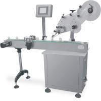 Electric Operation Automatic Sticker Labelling Machine PLC Control System