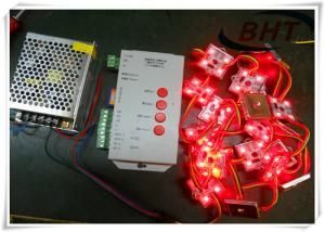 China 0.96W Waterproof RGB LED Module , High Power Led Module ABS Plastic Shell on sale