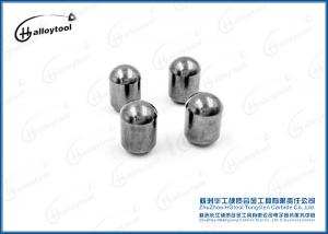 China Mining Industry Rock Drilling Tungsten Carbide Buttons For Drilling Bits on sale
