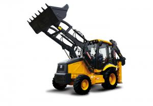China XCMG Excavator Loader Integral XC870HK on sale