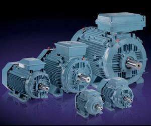 China ABB EU standard Cast Iron IE2 IE3 M3BP Motors on sale