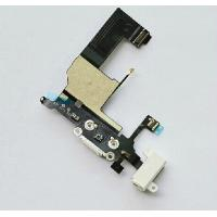 China New Flex Cable Audio / Charger Port Repair Part for Apple iPhone 5 Black on sale