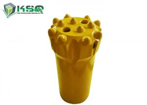 China High Strength Long Hole Drilling T38 64mm Thread Rock Drill Bits on sale