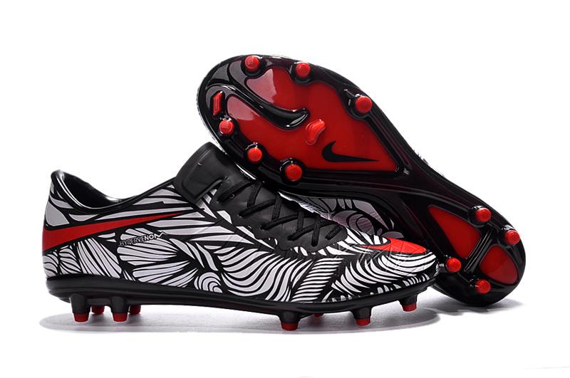 20e9c3d75db9 Football shoes men soccer boots Nike Hypervenom Phinish Neymar FG ...