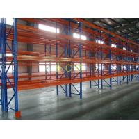 China Industrial Heavy Duty Pallet Racking system / Steel Rack For Warehouse SGS ISO on sale
