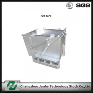 China Zinc Flake Coating Machine Parts Go Cart With ISO9001 Certificate on sale