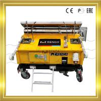 Automatic internal wall Plastering Machine Ez-Renda With Three Phase Electricity 380V