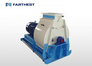 China Fattening Feed Hammer Mill Machine Electric Corn Grinding Machine Long Life on sale
