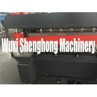 Classical Style Sheet Metal Roll Forming Machines / Roofing Sheet Making Machine