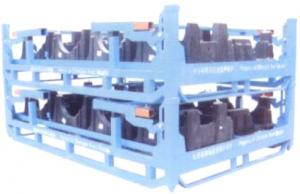 China Warehouse Steel Stacking Rack on sale